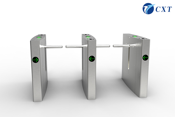Inclined Surface Drop Arm Turnstile