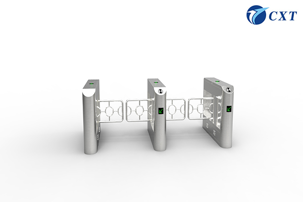 Inclined Surface Swing Turnstile