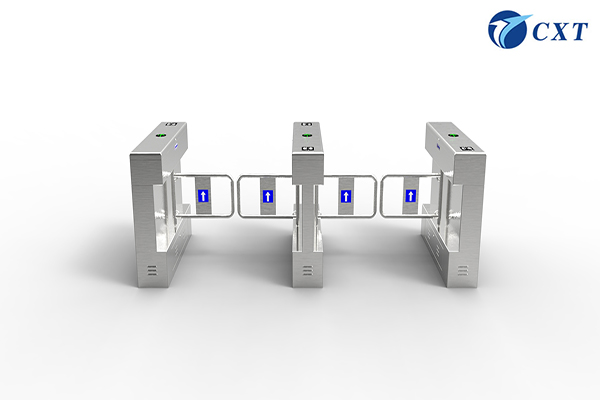 Right Angle Swing Turnstile