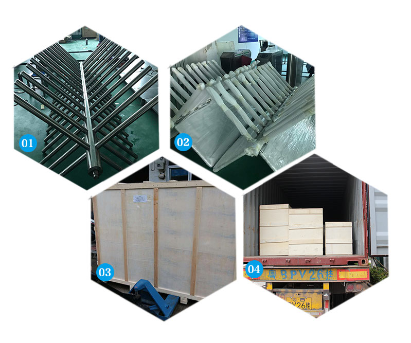 Package of Full Height Turnstiles: