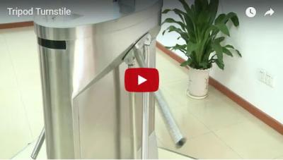 Bi-directional Full Automatic Tripod Turnstile