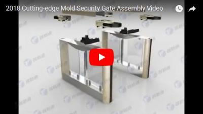 New Arrival Die Casting Mold High Speed Gate Turnstile