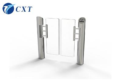 RFID Card Reader Swing Barrier Gate Turnstile
