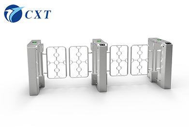 Stylish Steel Barrier Swing Turnstile