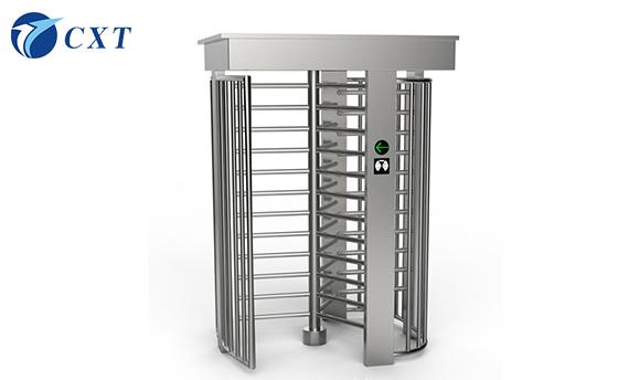 Motorized Full Height Turnstile